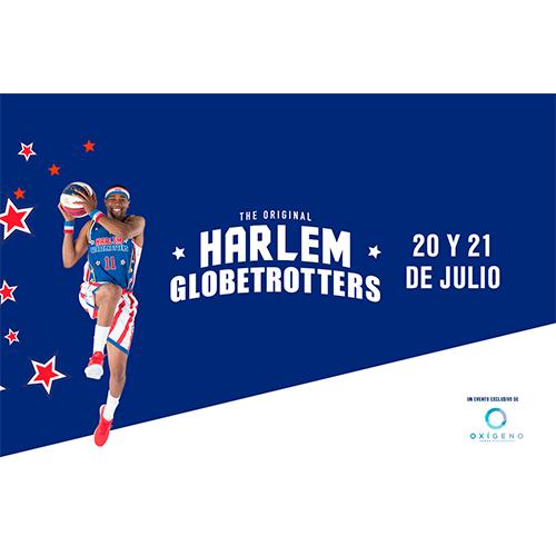 D Harlem Globetrotters